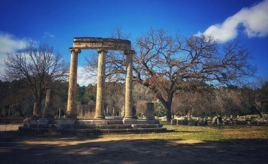 Tours in Ancient Olympia